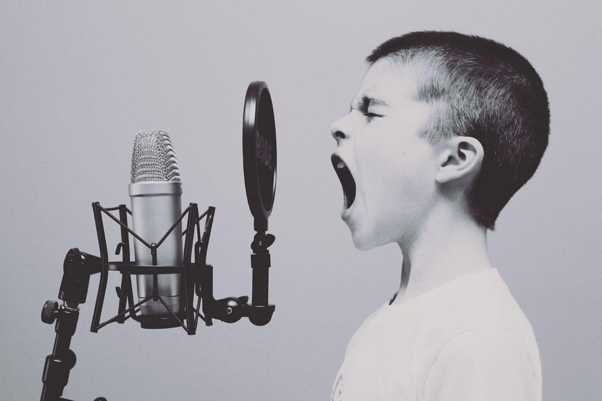 stimme trainieren gesang