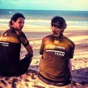 Kitesurfen Individual-Urlaube - Dominik & Alex aus Wien