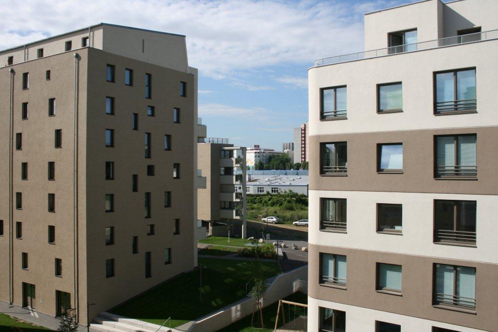 Eurogate - Passivhaussiedlung